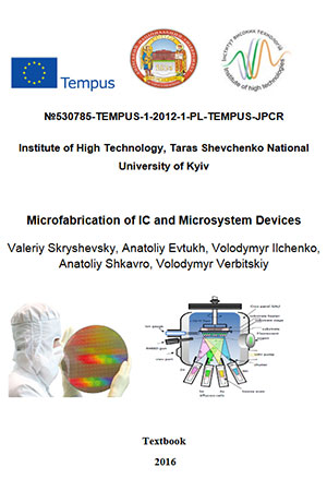Microfabrication of IC & MST Devices